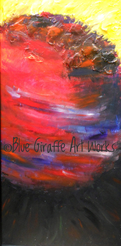Image ©Blue Giraffe Art Works